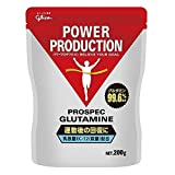 パワープロダクション プロスペック グルタミン 200g