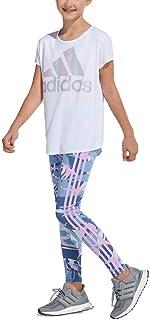 adidas Girls' Core Fav Tight