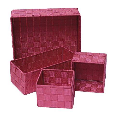 EVIDECO 8463 8463150, 11 L x 11 W x 3.12 H, Pink Fuchsia