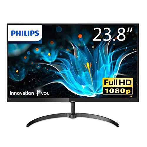 PHILIPS モニター ディスプレイ 241E9/11 (23.8インチ/IPS/スリムベゼル/HDMI×2/5年保証)