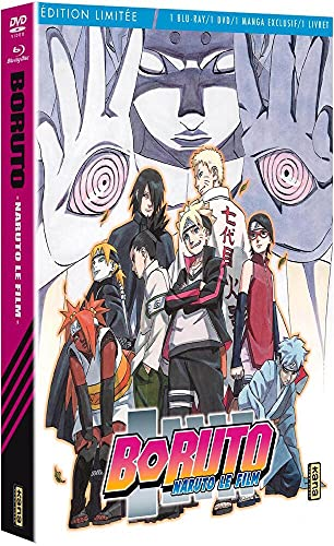 Boruto : Naruto-Le Film [Combo Blu-Ray + DVD-Édition Limitée]