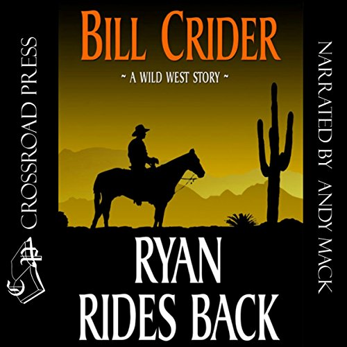 Ryan Rides Back audiobook cover art