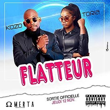 Flatteur (feat. Toria)
