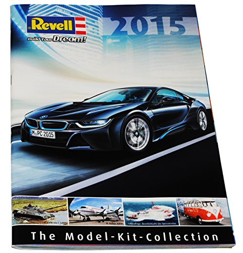 Revell Haupt Katalog 2015 A4 106 Seiten
