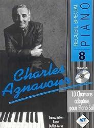 Partition : SPECIAL PIANO : 10 chansons françaises dans de vraies transcriptions pour piano - Piano