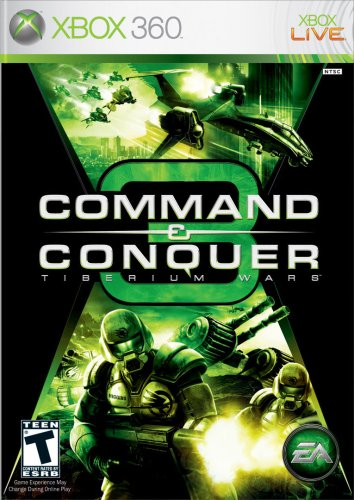 Command & Conquer 3: Tiberium Wars - Xbox 360 by Electronic Arts