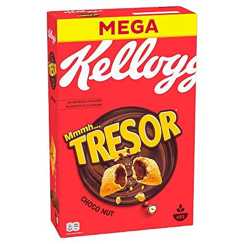 Kellogg's Tresor Choco Nut Cerealien | Einzelpackung | 660 g