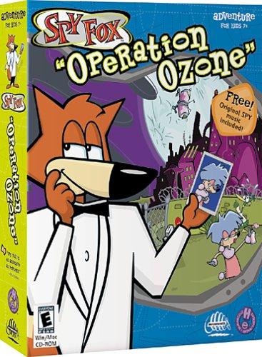 Spy Fox 3: Operation Ozone (Jewel Case) - PC