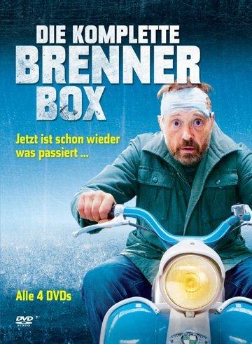 The Complete Brenner Box 4-DVD Set ( Silentium / Das ewige Leben / Der Knochenmann / Komm, süsser Tod )