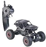 Simulus Ferngesteuerte Autos: Ferngesteuerter Monster-Truck Rock Crawler, 2,4-GHz-Funk, 12 km/h (Monstertruck ferngesteuert)