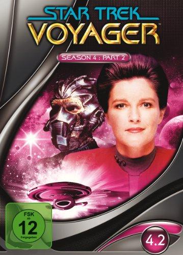 Star Trek - Voyager/Season 4.2 (4 DVDs)