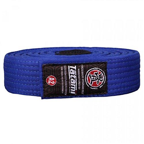 Tatami Fightwear Adult BJJ Rank Belt A2 - Blue