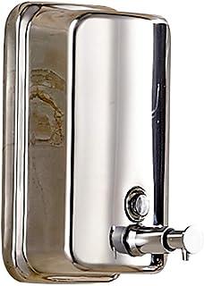 Premium Quality Zeepdispenser Zeepdispenser for wandmontage RVS Hand Sanitizer Fles Druk Zonder Ponsen Sh (Color : -, Size...