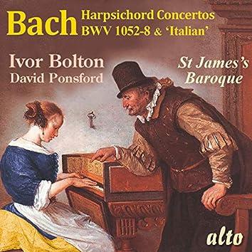 Bach: Harpsichord Concertos BWV1052-1058 and Italian Concerto