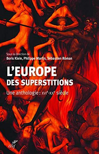 L'Europe des superstitions