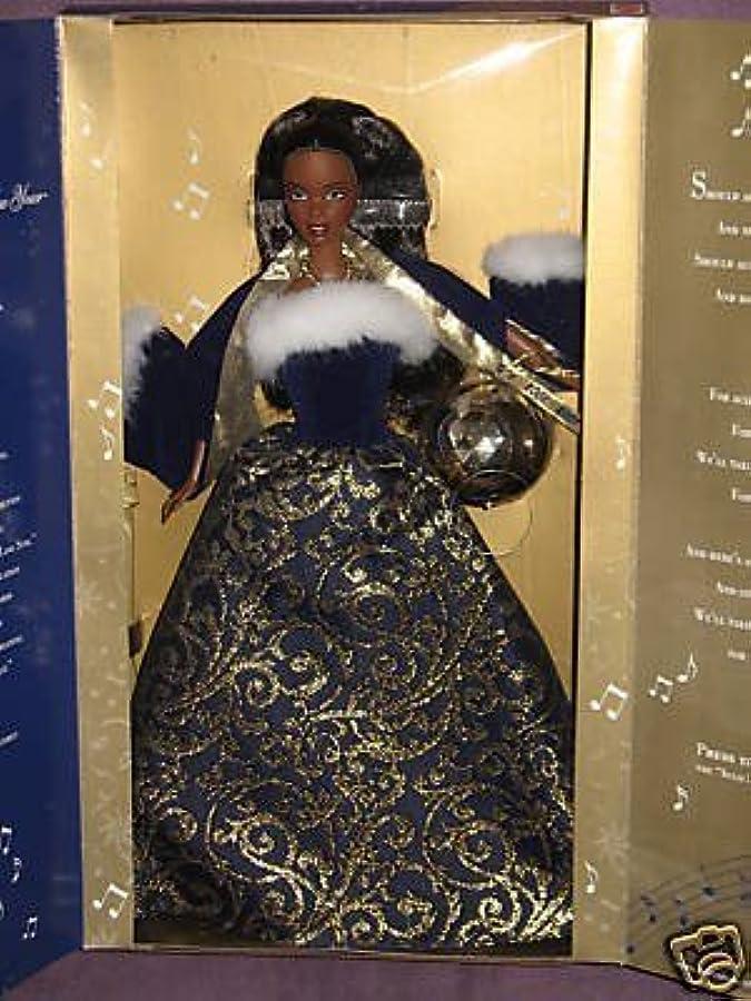 襟バラエティアーティファクトバービー BARBIE - Ring in the New Year - African American ドール 人形 フィギュア [並行輸入品]