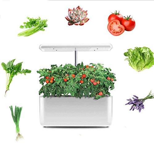 Pflanzenwachstumslampe intelligente Innenpflanzung Hydrokultur Vollspektrum Pflanzenbeleuchtung LED-Lampe