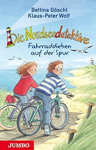Die Nordseedetektive [4]: Fahrraddieben auf der Spur