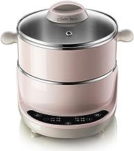 cuiseur vapeur Multi fonctionnelle des ménages en acier inoxydable 304 Multilayer électrique à vapeur, microordinateur Mom...