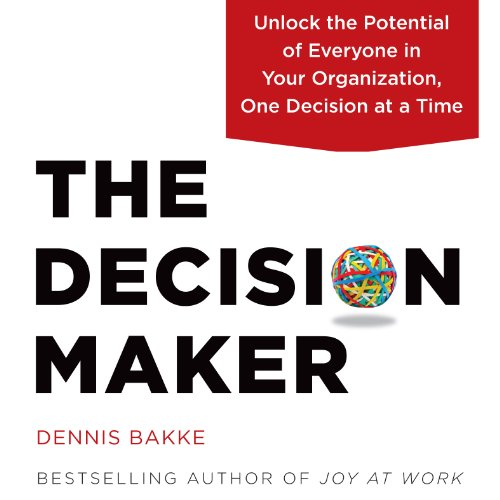 The Decision Maker cover art