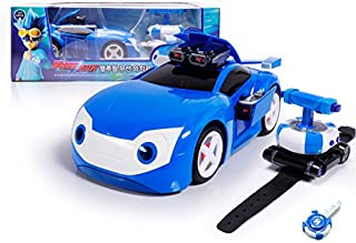 Power Battle Watch Car Power Coin Battle BLUEWILL RC Car / Kids Animation Toy Watchcar