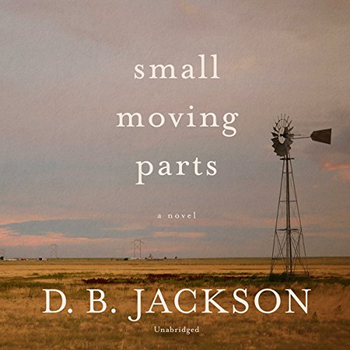 Small Moving Parts                   By:                                                                                                                                 D. B. Jackson                               Narrated by:                                                                                                                                 Mark Bramhall                      Length: 10 hrs and 57 mins     22 ratings     Overall 4.5