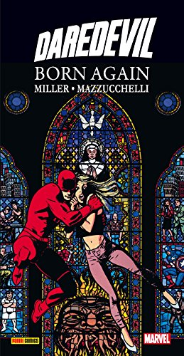 Daredevil Born Again (FRANK MILLER)