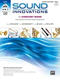 Sound Innovations for Concert Band, Bk 1: A Revolutionary Method for Beginning Musicians (Combined Percussion), Book & Online Media