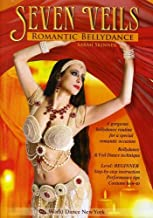 Seven Veils: Romantic Belly Dance, with Sarah Skinner - Beginner bellydance classes, Belly dance instruction, Belly dance for private entertainment