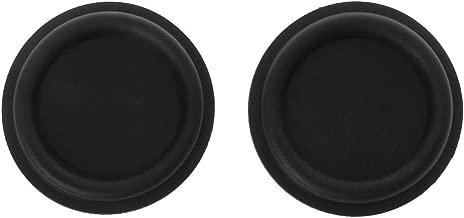 Bass Radiator Woofer Vibration Membrane Passive Speaker Subwoofer 70mm DIY Home Theater Repair Kit (2PCS)