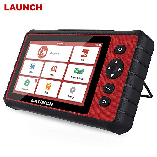 Full System Diagnostic Scan Tool, LAUNCH X431 Pro Mini OBD2 Scanner for All Cars Bi-Directional for Component Test, ECU Coding Key Programming Injector Coding ABS SAS Diagnosis Functions