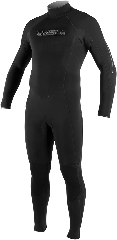 O'Neill Men's Dive Explore 3mm Back Zip Full Wetsuit