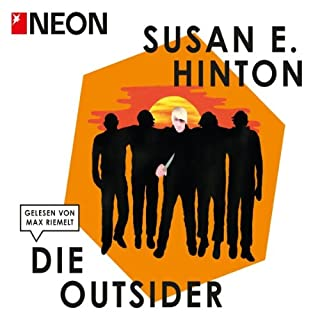Die Outsider (NEON Edition) cover art