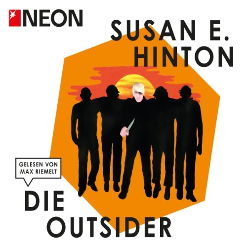 Die Outsider (NEON Edition) audiobook cover art