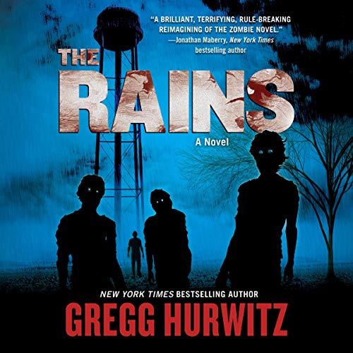 The Rains audiobook cover art