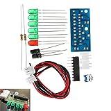 ILS - KA2284 LED Kit indicatore livello Kit indicazione livello audio Kit produzione elett...