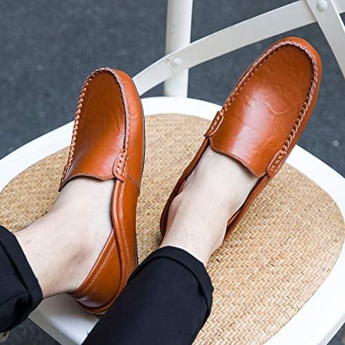 LOVDRAM Chaussures en Cuir pour Hommes Chaussures Chaussures Chaussures Grande Taille Chaussures New Peas Chaussures pour Hommes en Cuir Chaussures De Sport De Grande Taille 8b1