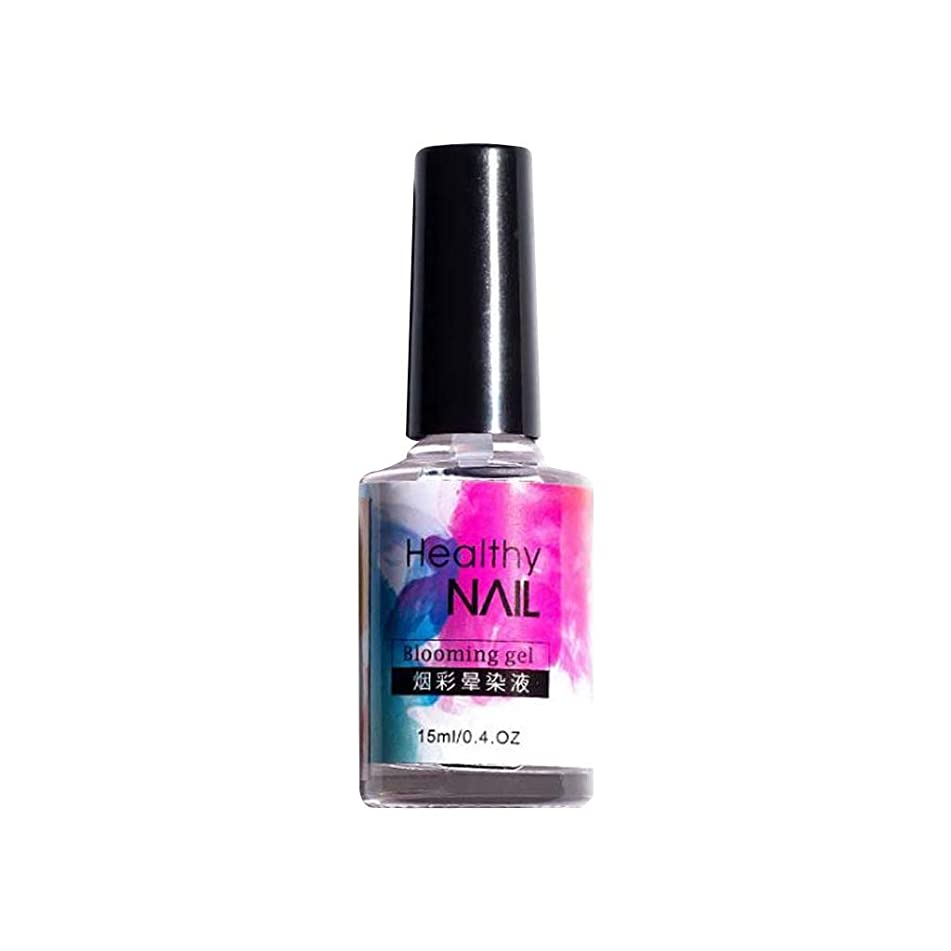 ?? Orcbee ?? _Blossom Nail Blooming Gel Polish Watercolor Marble Nail Ink Magic Blooming Gel Beautiful Flower