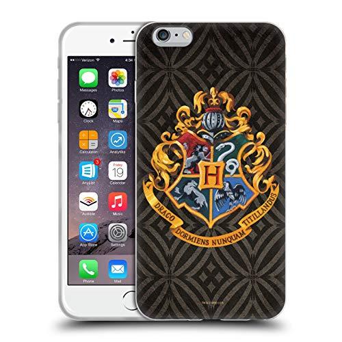 Head Case Designs sous Licence Officielle Harry Potter Hogwarts Crête Prisoner of Azkaban I Coque en Gel Doux Compatible avec Apple iPhone 6 Plus/iPhone 6s Plus