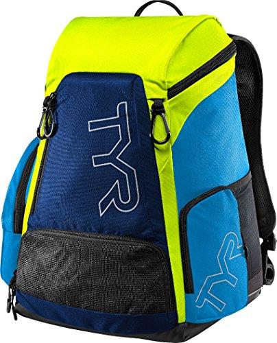 TYR Alliance Team Backpack - 30L - Blue/Green