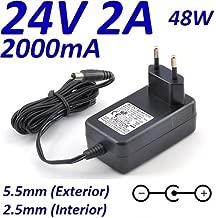 Amazon.es: cargador bateria patinete electrico 24v