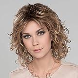peluca - Ellen Wille CAT - Las mujeres del pelo sintético - corta y escenarios - darkauburn mix