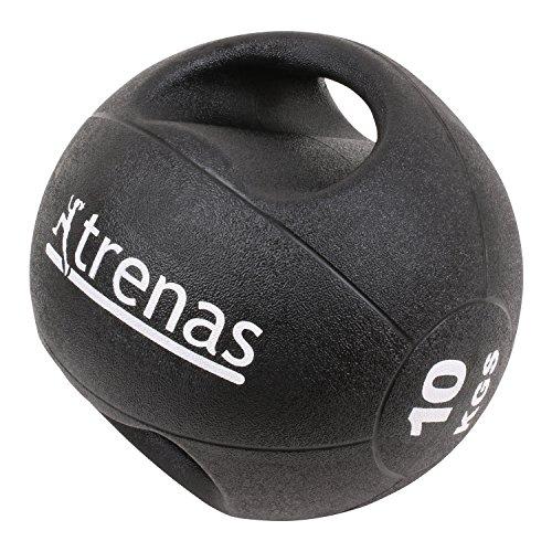 trenas Pro Balón Medicinal con Asas –...