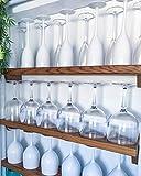 RB Unzerbrechlich Weingläser Weiß Polycarbonat Premium-Kunststoff 27cl, Stück 6 - 8