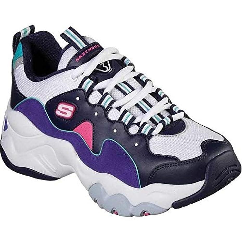ジェーンオースティンスピンパウダー[スケッチャーズ] レディース スニーカー D'Lites 3 Zenway Sneaker [並行輸入品]