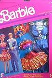 Trajes de moda Barbie Fantasy Fashions BARBIE & KEN de 1990