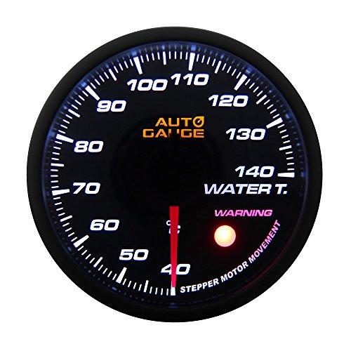 オートゲージ 水温計 60mm 追加メーター 日本製モーター 360シリーズ 360WT