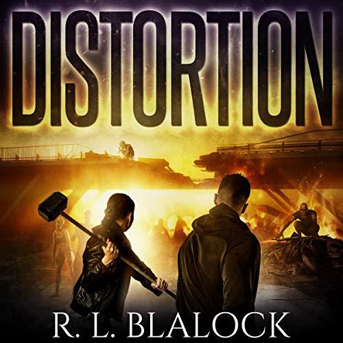 Distortion audiobook cover art