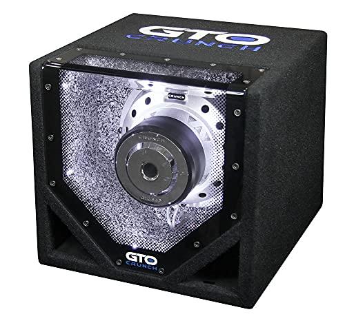 Crunch GTO 8 BP - 20cm Bandpass Subwoofer