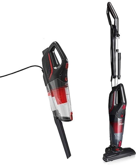 600W Multi-Cyclone Handheld Vacuum Cleaner Dual Cyclone Stick ...